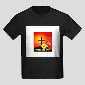 Proud Christian Kids Dark T-Shirt