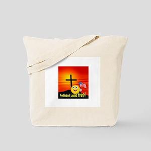 Proud Christian Tote Bag