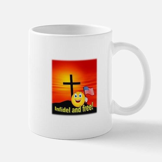 Proud Christian Mug