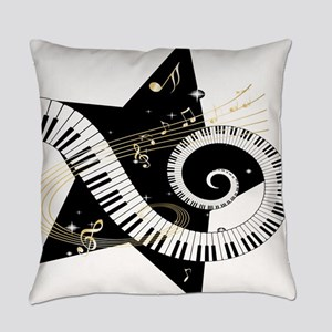 Musical star Everyday Pillow