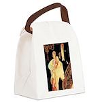 Lyendecker 1 Canvas Lunch Bag