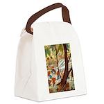 Tennie Weenies084 Canvas Lunch Bag