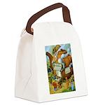 Tennie Weenies089 Canvas Lunch Bag