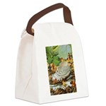 Tennie Weenies087 Canvas Lunch Bag