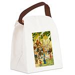Tennie Weenies081 Canvas Lunch Bag