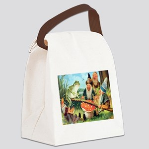 Thiele Cat_60_44 Canvas Lunch Bag