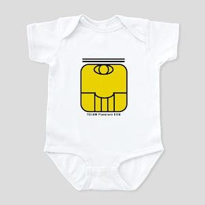YELLOW Planetary SEED Infant Bodysuit