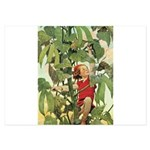 Jack and the Beanstalk 3.5 x 5 Flat Cards