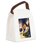 Cinderella Canvas Lunch Bag