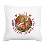Alice THROUGH THE LOOKING GLASS_RED copy Squar
