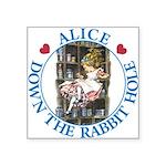 ALICE DOWN THE RABBIT HOLE_BLUE copy Square St