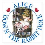 ALICE DOWN THE RABBIT HOLE_BLUE copy Square Ca