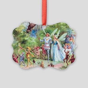 gnomes010_16x20 Picture Ornament