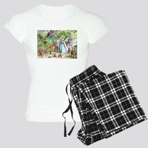gnomes010_16x20 Women's Light Pajamas