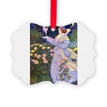 The Rose Fairies002x_10x14 Picture Ornament