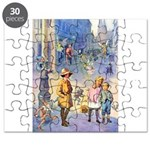 THE FAIRY TALE BOOK _ 10x14 Puzzle