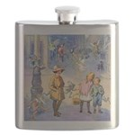 THE FAIRY TALE BOOK _ SQ Flask