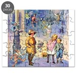 THE FAIRY TALE BOOK _ SQ Puzzle