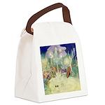 The Fairy Circus007_SQ Canvas Lunch Bag
