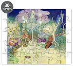 The Fairy Circus007_SQ Puzzle