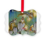 The Fairy Circus004_SQ Picture Ornament