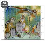 The Fairy Circus004_SQ Puzzle