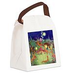 The Fairy Circus003_SQ Canvas Lunch Bag
