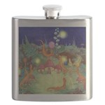 The Fairy Circus003_SQ Flask