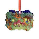 The Fairy Circus003_SQ Picture Ornament