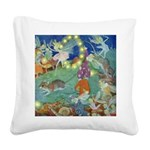 The Fairy Circus002_SQ Square Canvas Pillow