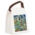 The Fairy Circus002_SQ Canvas Lunch Bag