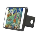The Fairy Circus002_SQ Rectangular Hitch Cover