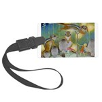The Fairy Circus004_10x14 Large Luggage Tag