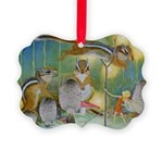 The Fairy Circus004_10x14 Picture Ornament