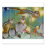 The Fairy Circus004_10x14 Square Car Magnet 3
