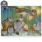 The Fairy Circus004_10x14 Puzzle