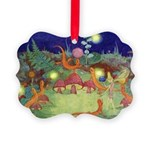The Fairy Circus003_10x14 Picture Ornament