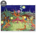 The Fairy Circus003_10x14 Puzzle