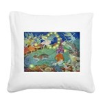 The Fairy Circus002_10x14 Square Canvas Pillow