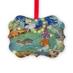 The Fairy Circus002_10x14 Picture Ornament