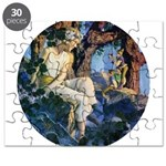 PARRISH GNOMES AND FAIRY PRINCESS_RD Puzzle