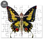 Leyendecker Butterfly_copy Puzzle