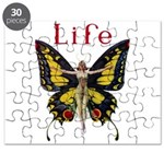 Leyendecker Butterfly_MASTER copy Puzzle