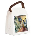 In Wheelabout Cockalone005_SQ Canvas Lunch Bag