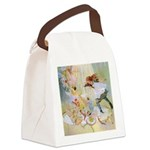 In Wheelabout Cockalone004_SQ Canvas Lunch Bag