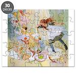 In Wheelabout Cockalone004_SQ Puzzle
