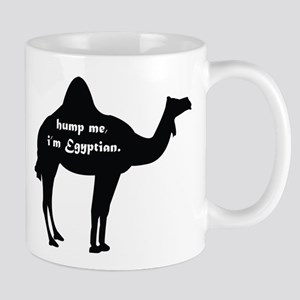 Hump Me, I'm Egyptian Mug