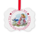 ALICE_follow me MJ PINK 2 copy Picture Ornamen