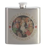 ALICE_people come and go_GOLD copy Flask
