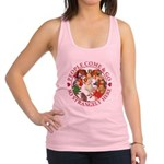 ALICE_people come and go2_RED copy Racerback T